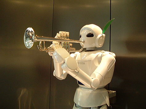 Toyota_Robot